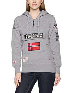 Geographical Norway Damen Kapuzenpullover XL für 12,54€ Amzon Prime