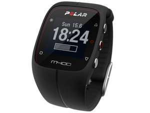 POLAR M400 HR schwarz mit Brustgurt [Intersport Eisert]