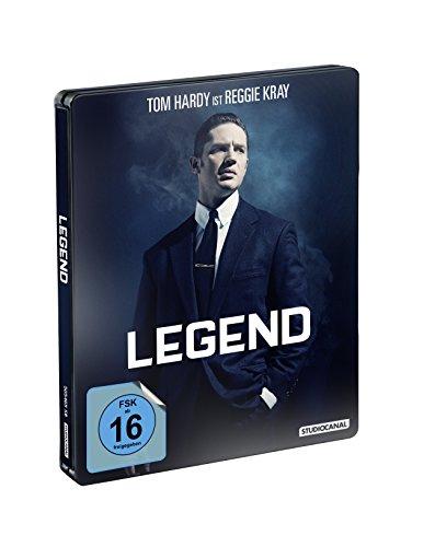 Legend - Steel Edition [Blu-ray] für 7€ (Amazon Prime)