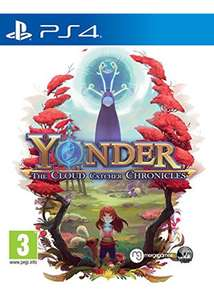 Yonder: The Cloud Catcher Chronicles (PS4) für 20,34€ (Base.com)