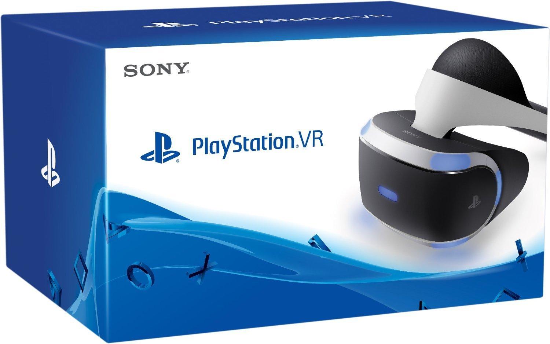 PlayStation VR - [PlayStation 4] für 339€ (Amazon PrimeDay)