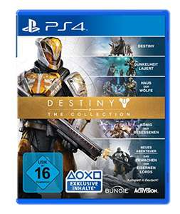 Destiny - The Collection (PS4 & Xbox One) für je 24,97€ (Amazon Prime)