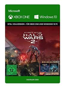 Halo Wars 2: Ultimate Edition (Xbox One/PC Play Anywhere Download Code) für 33,49€ (Amazon Prime Day)
