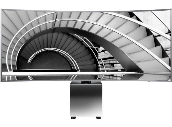 """SAMSUNG UE82S9W (82"""" Curved LED-TV, 5K, 21:9) @MM-Outlet online"""