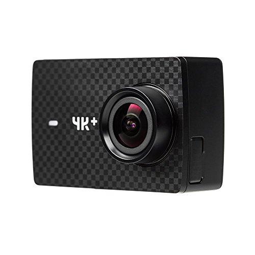 Amazon Prime Day: YI 4K Plus Action Kamera 4K/60fps Videoaufnahme mit Wasserfestem Gehäuse (EU Version)