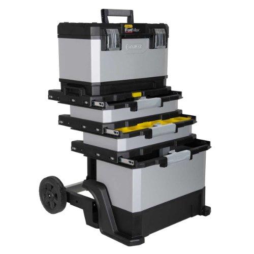 [Amazon Prime Day] Stanley Fatmax 1-95-622 Rollende Werkstatt Metall-Kunststoff