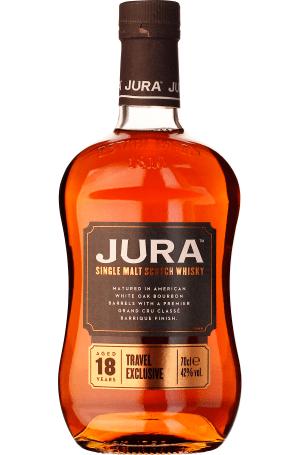 [drankdozijn.nl] ISLE OF JURA 18 YEARS SINGLE MALT 0,7 Liter