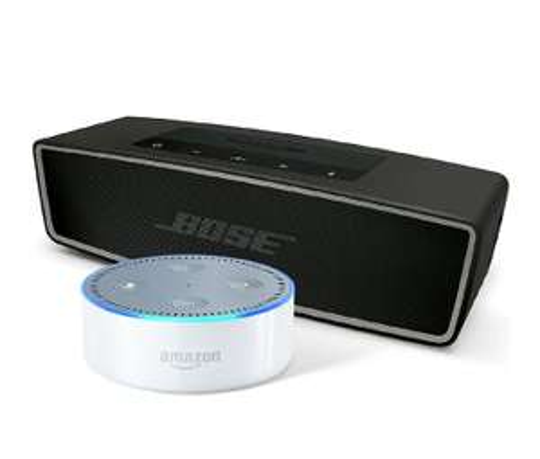 Bose Soundlink Mini 2 + Echo Dot 2