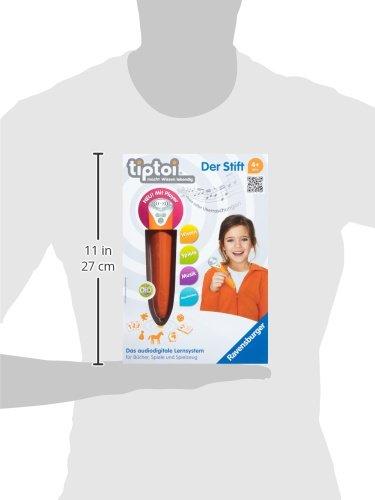 Tiptoi Stift mit Player (Amazon Prime Day) für 24,74€ dank 25% Gutschein an der Kasse