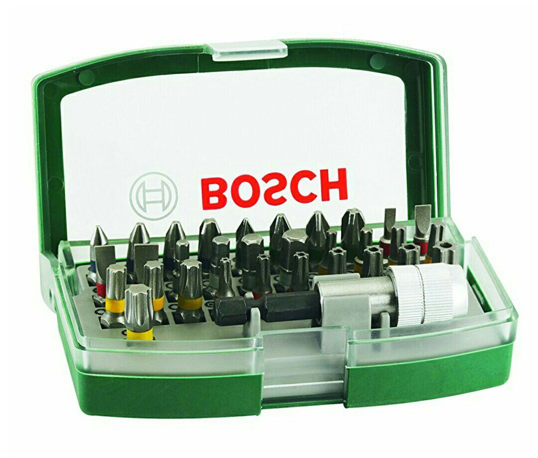 Bosch 32-teiliges Schrauberbit-Set für 6,59€ - [Prime Day]