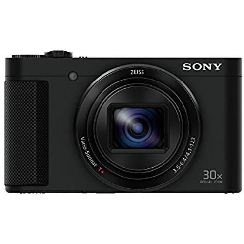 [WHD] Sony CyberShot DSC-HX90 (sehr gut) - Kompaktkamera mit 30x opt. Zoom, Weitwinkelobjektiv, NFC, WiFi Funktion, Superior iAuto Modus, 5-Achsen Bildstabilisator, OLED-Sucher
