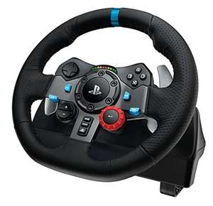 [amazon.co.uk|Primeday] Logitech G29 inkl. Shifter Lenkrad für 185,55 ​€ inkl. Versand