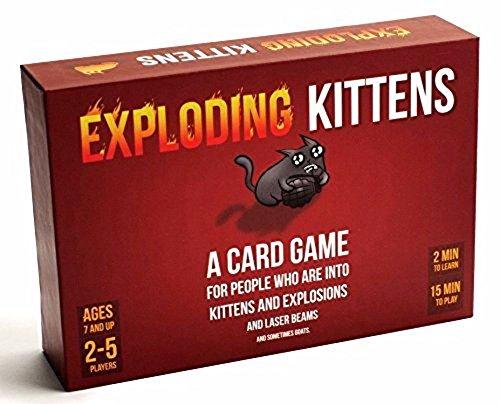 [Amazon-Prime-Day] Exploding Kittens