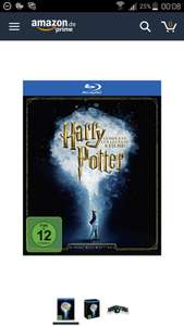 Harry Potter - The Complete Collection [Blu-ray] (Amazon Prime)