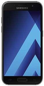 Samsung Galaxy A3 2017 / schwarz / 189€ / Amazon.de (Prime Only)