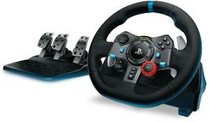 Logitech G29 Racing Lenkrad Driving Force für PS4, PS3 und PC (Amazon Prime Day)