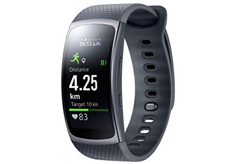 [Amazon Prime Day] Samsung Gear Fit 2 S & L in Dunkelrau, Blau oder Pink für jeweils 94€ inkl. VSK