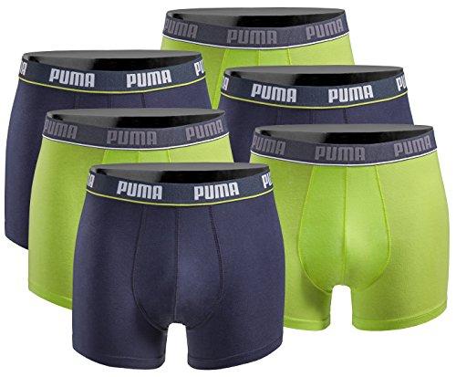 [Prime Day] 6x Puma Basic Boxershorts in 12 Kombis für 29,49€