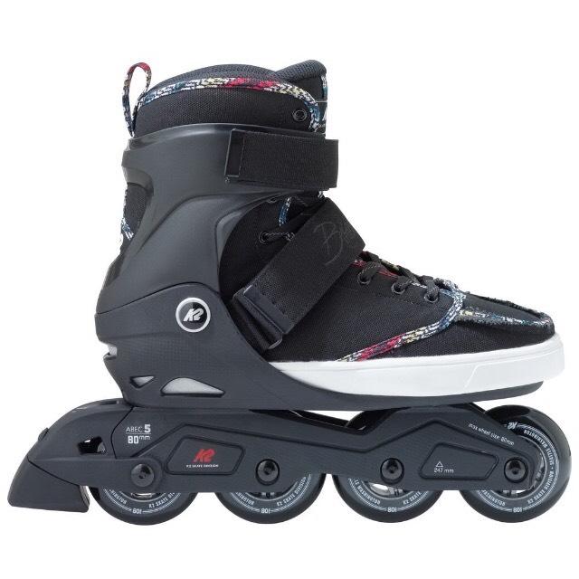 K2 Broadway Inline Skate Größe 42 (Amazon)