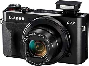 [Prime Day] Canon PowerShot G7 X Mark II (für 429€*) Amazon