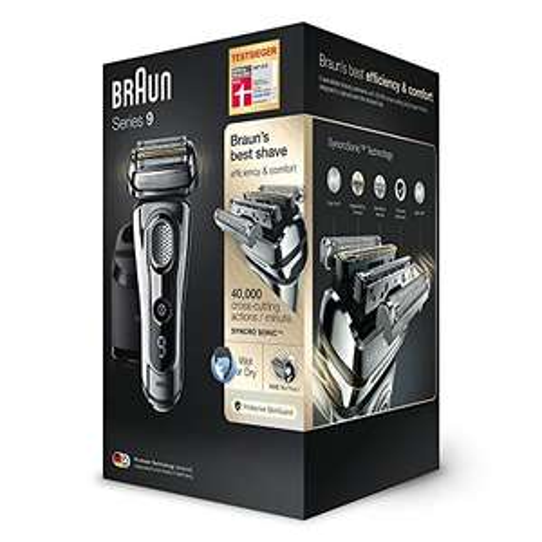 Braun Series 9 9296cc mit 40€ Cashback eff. für 155,69 [Amazon Prime Day]