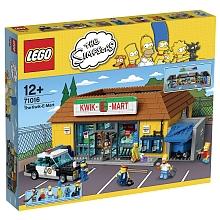 ToysRUs - Lego Simpsons (71016) Kwik-E-Mart für 137,68€