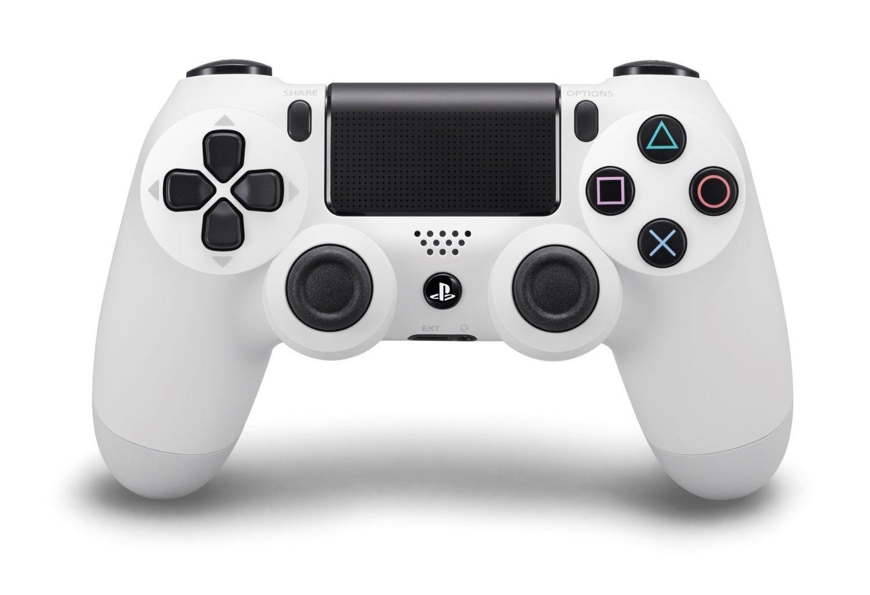 Amazon Prime PlayStation 4 - DualShock 4 Wireless Controller, weiß
