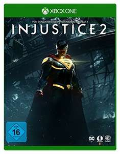 Injustice 2 (Xbox One & PS4) für je 34,97€ (Amazon Prime Day)