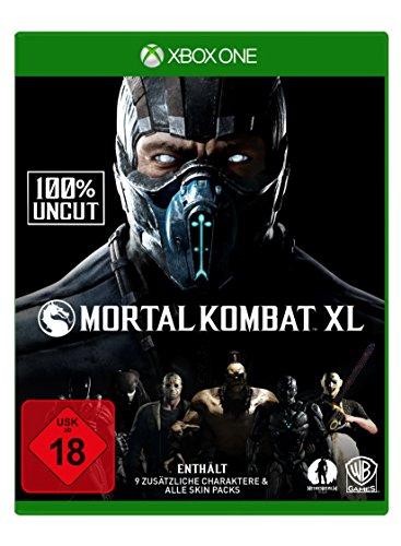 Mortal Kombat XL 100% Uncut (Xbox One) für 14,97€ (Amazon Prime Day)