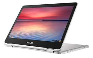 ASUS Chromebook Flip C302CA-GU010 (Intel m3-6Y30, 4GB RAM, 64GB eMMC) [Amazon Prime Day]
