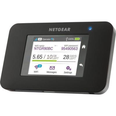 [NBB] NETGEAR AirCard 790 4G LTE Mobiler Hotspot (AC790) [bis zu 15 WLAN-Geräte, bis zu 11 Std. Akku]
