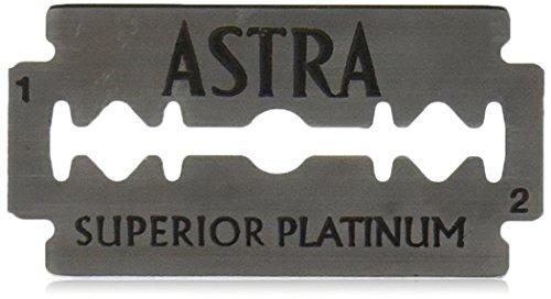 Astra Rasierklingen 100er Pack *die Besten für Rasierhobel* [@Amazon PrimeDay]
