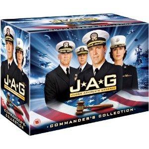 JAG - Im Auftrag der Ehre - Die kompletten Staffeln 1-10 (Sammelbox: Commander's Edition) [AMAZON.CO.UK]