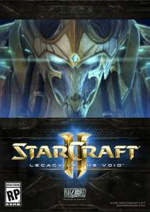 StarCraft II: Legacy of the Void (PC/Mac Code) für 8,76€ (Amazon.com)