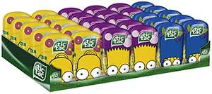 tic tac Simpsons Maxi Pack Mix Display mit Donut statt 79,99€ für 59,99€ 2,940kg TIC TACS!