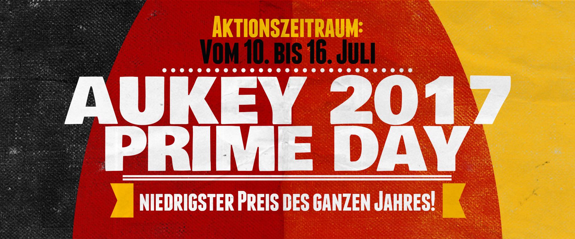 Aukey Sonderangebote zum Amazon Prime Day