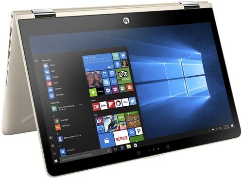 "HP Pavilion x360 14"" 14-ba030ng (Intel Core i3-7100U, 8 GB RAM, 128GB SSD, 1TB HDD, Windows 10 Home) für 683,14€im HP Education Store"