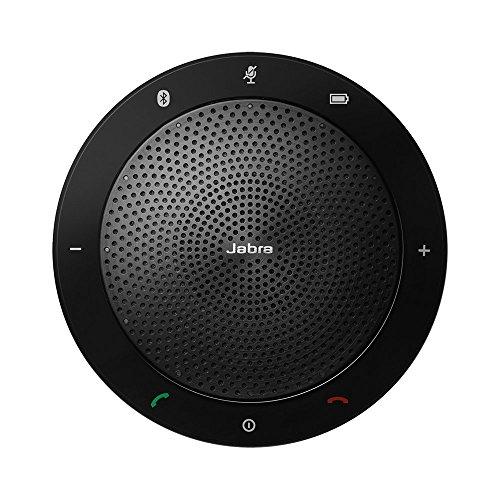 [AMAZON PRIME DAY] Jabra Speak 510 Bluetooth-Freisprecheinrichtung für Microsoft (Mobile Konferenzlösung, USB, Bluetooth 3.0)