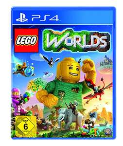 LEGO Worlds [PlayStation 4] - 14,97 Euro (-40%) - Amazon Prime