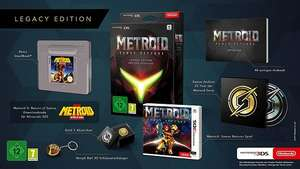 Metroid Samus Returns: Legacy Edition (3DS) für 71,33€ (Game.co.uk)