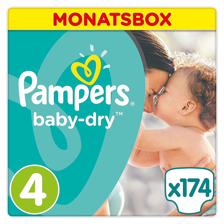 -5€ auf Pampers im Spar-Abo (zusätzlich zu -20% durch Amazon Family)