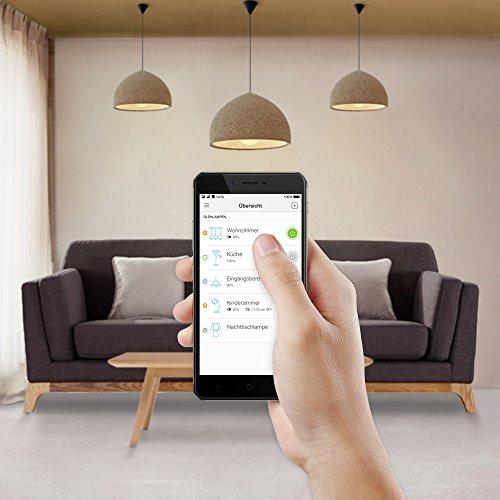 TP-Link Smart LED Wi-Fi E27 Glühbirne, kompatibel zu Amazon Alexa