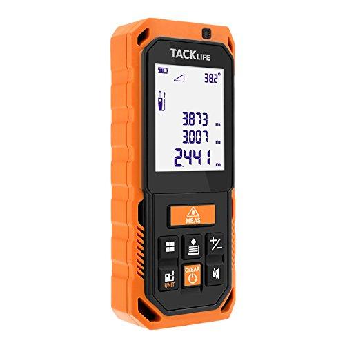 [Amazon]  S2-60 Premium Laser-Entfernungsmesser (60m) für 33,59 €