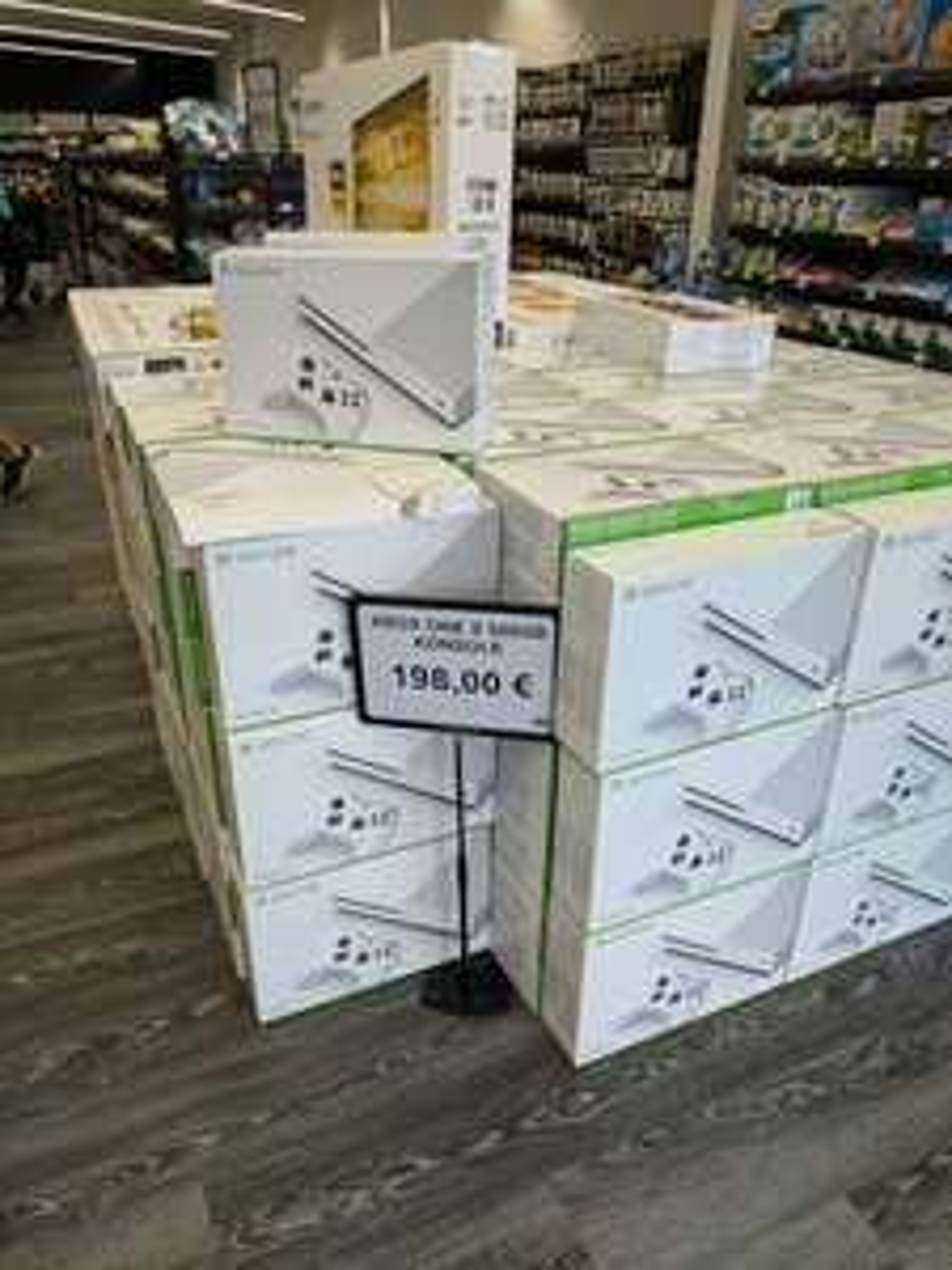 Xbox One S 500GB [Lokal Bochum]