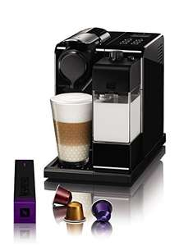 WHD DeLonghi Nespresso EN 550.B Lattissima Touch Kapselmaschine für 156,34€