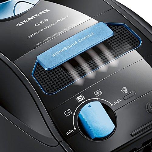 [Amazon Prime Blitzdeal] Siemens Bodenstaubsauger Q5.0 VSQ5X1230 extreme Silence Power