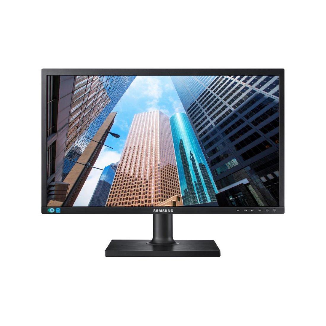 """[T-Online Shop] Samsung LS24E65UPL/EN 23,6"""" (59,94cm) Samsung S24E650PL schwarz 1920x1080 1xDisplayPort / 1xHDMI / 1xVGA"""