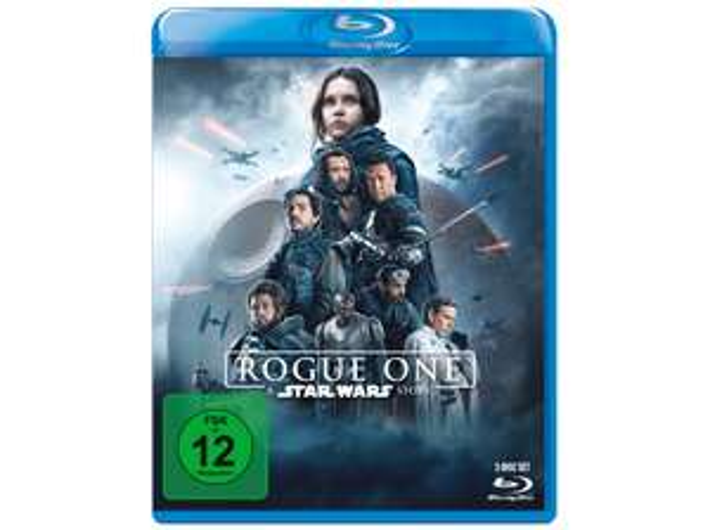 Lokal Saturn HH+ Norderstedt: Rogue ONE ( Star Wars) Bluray