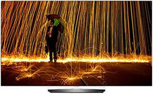 LG OLED 55B6D 139 cm (55 Zoll) OLED Fernseher (Ultra HD, Triple Tuner, Smart TV)
