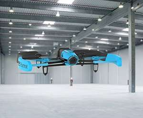 Drohne Parrot Bebop 1 blau (neu) für 136,64€ von Amazon.de
